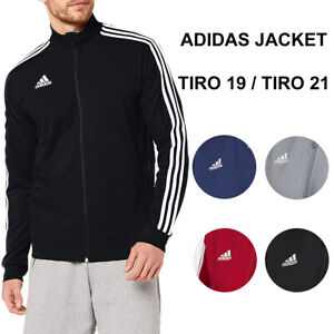 Adidas Tiro 21 Tiro 19 Men Training Jacket Full Zip Warm Up Track Jacket New