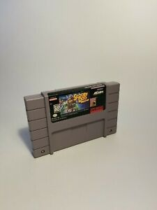 Scooby-Doo Mystery - SNES Super Nintendo Game - Tested Working & Authentic