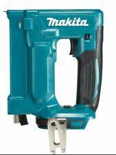 Makita DST111Z 14.4V Cordless Stapler for  7 - 10 mm Length, 10mm Width Staples