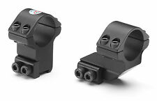 """SPORTSMATCH  HETO42 2 Piece EXTENDED 1"""" SCOPE MOUNTS  for 9.5 - 11.5mm dovetails"""