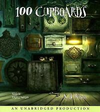 100 Cupboards (The 100 Cupboards) by Wilson, N. D. AUdio Book