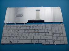 For Toshiba Satellite L755 L755D L750 L750D L770 L770D Slovakian Keyboard White