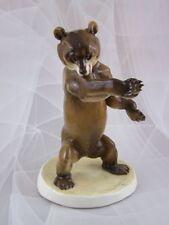 "Nymphenburg ""Braunbär"" Bear Blazek Figure Figurine Porzellanfigur 1 Wahl."
