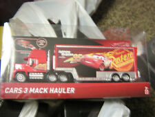 DISNEY PIXAR CARS MACK HAULER WALMART EXCLUSIVE