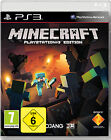 PS3 Spiel Minecraft: PlayStation 3 Edition NEU&OVP