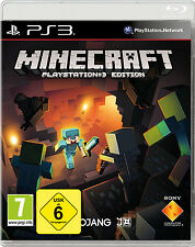 PS3 Gioco Minecraft: Playstation 3 Edition Nuovo e Conf. Orig.
