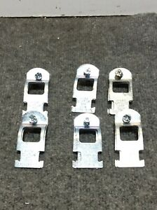 Lot of 6 Pairs NOS B-line B2211 Pipe Clamp STD 1.500-1.691 OD
