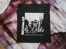 BESTHOVEN DIY PATCH/crust/punk/kbd/doom/panthera/metal/resist/nausea/olho seco