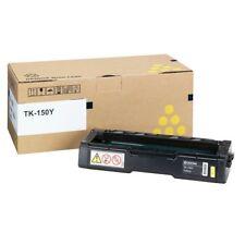 ORIGINAL Kyocera Cartouche d'encre TK-150y 1T05JKANL0 jaune pour FS-C1020MFP