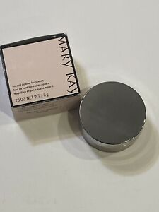 Mary Kay Mineral Powder Foundation .28 oz 8 g Bronze 3 040992 New Damaged Box