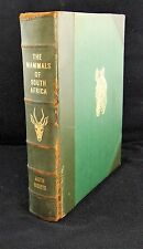 Austin Roberts The Mammals of South Africa  H/C Color Plates 1st Deluxe Edition