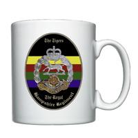 The Royal Hampshire Regiment  -  Personalised Mug