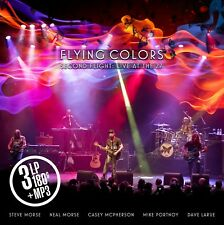 FLYING COLORS - SECOND FLIGHT: LIVE AT THE Z7 (2CD+DVD) 2 CD + DVD NEUF