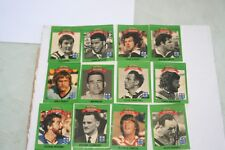 22 DIFFERENT 1990 FIELDERS FOOTY BREAD STICKERS  RUGBY LEAGUE