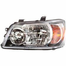 New TO2502151 Driver Side Headlight for Toyota Highlander 2004-2006