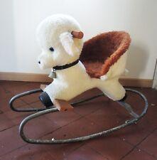 Mouton à Bascule - Jouet Vintage Année 70s