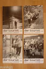 Der Tourist, Zeitschrift für Wandern, Bergsport, Orientierungslauf, 1983