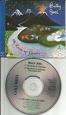 BILLY JOEL River of Dreams w/ RARE PERCAPELLA MIX Europe CD single USA seller