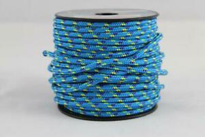 2mm Blue Kingfisher Evo Performance Polyester Rope Mini Spool - FREE Delivery
