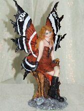 fee,elfe,16x11cm,schmetterling,figur,skulptur,polyresin,schmetterlingsfee