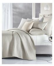Hotel Collection Silverwood King Coverlet and Shams Set $770 Retail Value
