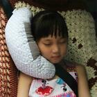 Children Car Pillow Styling Neck Support Pads Protection Strap Safety Shoulder