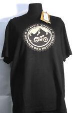 Tee-shirt Royal Enfield noir taille M