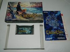 Tactics Ogre: The Knight of Lodis (Game Boy Advance GBA) Japan COMPLETE