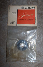 PRESSURE ROLLER Jensen Model No. J1482-04 Replacement Part NOS Telectro TA587