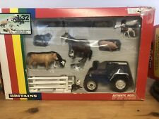 Rare Britains Ford 5610 Tractor Gift Set