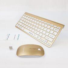 Wireless Small Mouse & Keyboard Set 4 Samsung UE22H5600AK Smart TV GD US