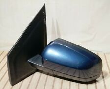 FORD FREESTYLE POWER HEATED PUDDLE MIRROR DRIVER SIDE BLUE OEM 2005-2007