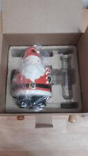 """PartyLite Raumduftöl Diffuser """"Happy Santa"""" Weihnachtsmann Set Neu"""