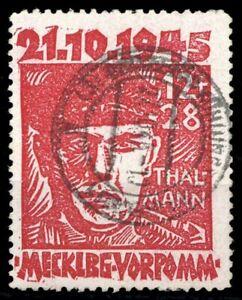 1945, SBZ Mecklenburg Vorpommern, 22 a, gest. - 1776794