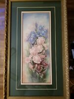 John Cheng Framed Matted Signed Numbered Limited Edition Print