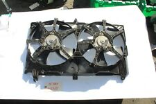 2005 NISSAN 350Z COUPE RADIATOR COOLING FANS M2360