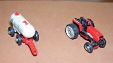 Vintage Micro Machines Farm Tractor and Sprayer