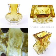 vintage Ingrid Glas Vase • German Mid Century Art Glass • 2kg • Modernist Design