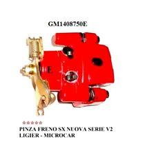 PINZA FRENO POSTERIORE V2 SX LIGIER MICROCAR DAL 2011 GM1408750E
