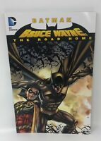 Batman BRUCE WAYNE THE ROAD HOME DC TPB Graphic Novel