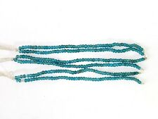 Beautiful 6 String Blue Glass Beads Cheap Don't Miss