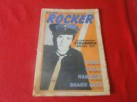 Vintage Rock N Roll Newspaper Pulp Magazine New York Rocker May 1979         P20