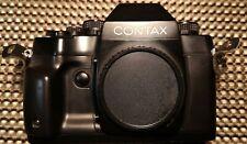Contax RX camera body