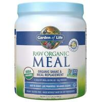 Garden of Life Meal Replacement Vanilla Powder, 14 Servings, Organic Raw...