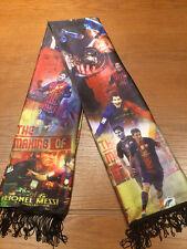 Sport Lionel Messi football super star Muffler Cosplay Shawl Quasten Schal