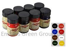 Liberon concentrada Tinte De Madera Base De Agua-mezclables Juguete Seguro Colores - 8 X 15ml