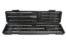 Set punte scalpello sistema sds-plus trapano demolitore 12 pz