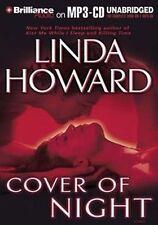 Linda HOWARD / _____  COVER of NIGHT      [ Audiobook ]