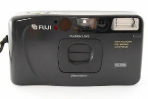 Fuji Cardia Travel MINI DUAL-P 35mm Point & Shoot Film Camera #870612