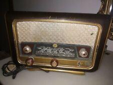 Radio Antigua de Valvulas. Maite 156-U